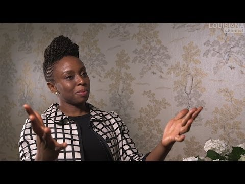 Chimamanda Ngozi Adichie | Beauty does not solve any problem