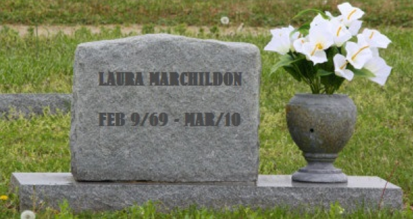 Laura Marchildon