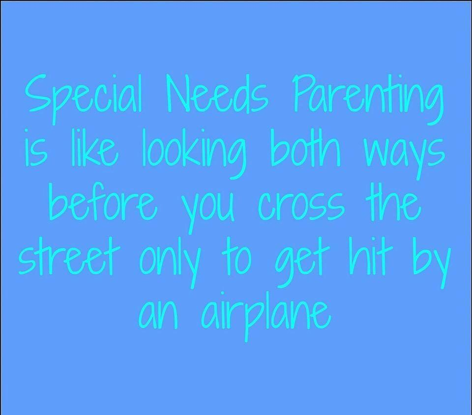 Special Needs Parenting Picture